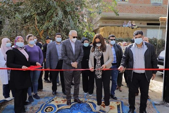Inauguration of the Abdel Qader 2 sewage lift station project
